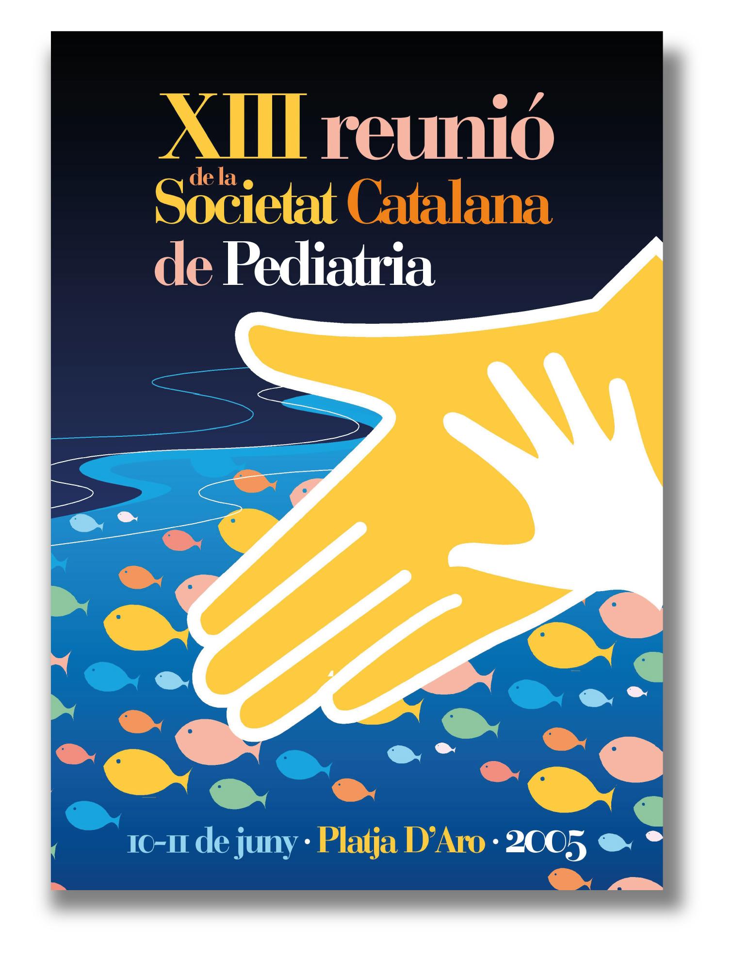 XIII reunió de la Societat catalana de Pediatria